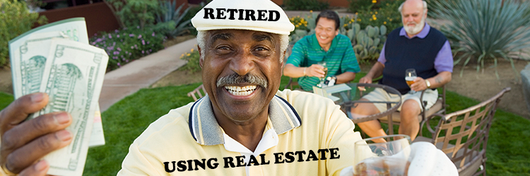 Read Using Real Estate To Retire