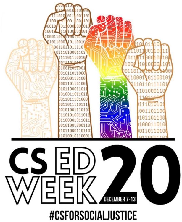 CSEdWeek 2020 Logo