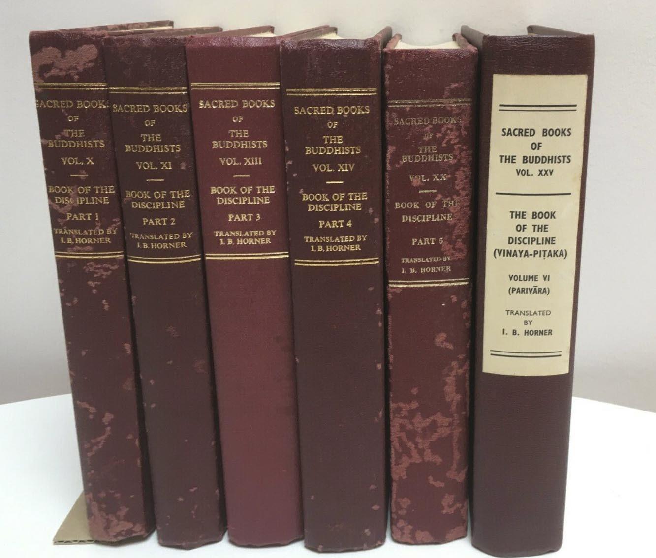 6 Volumes Discipline