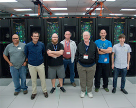 TACC Institutes Kick Off with Designing and Administering Large-scale Systems Workshop