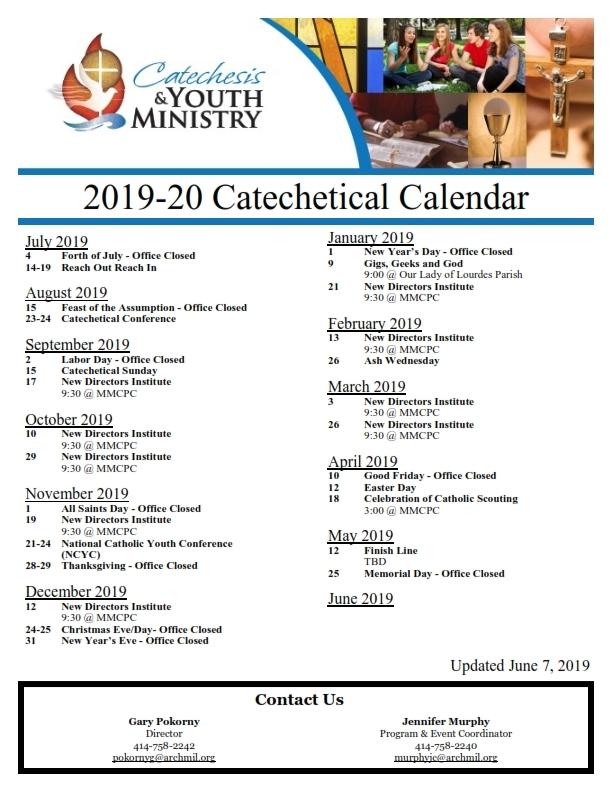CYM Calendar