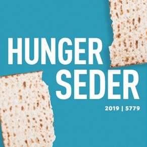 Mazon Hunger Seder