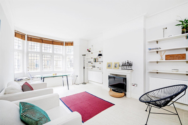 DRAYTON GARDENS, CHELSEA, SW10, £985,000 2 BED APARTMENT