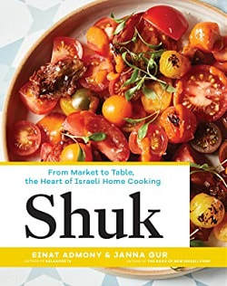 Shuk book cover