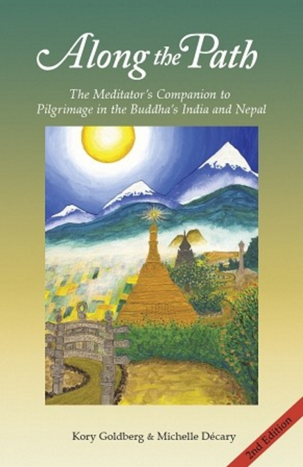 Cover of the Dhamma travel guide Along the Path
