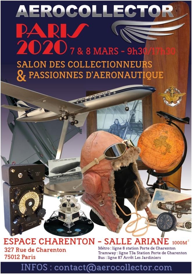 Affiche Aerocollector 2020