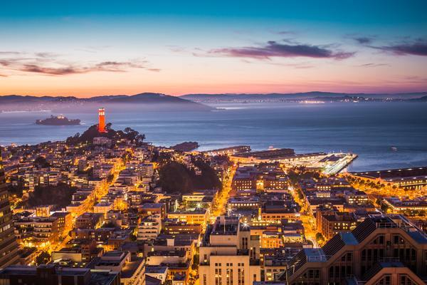 Fast-growing startups in San Francisco