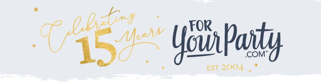 For Your Party - Celebrating 15 Years