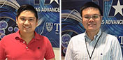 Welcome Alex Hsu and Albert Lu to TACC!