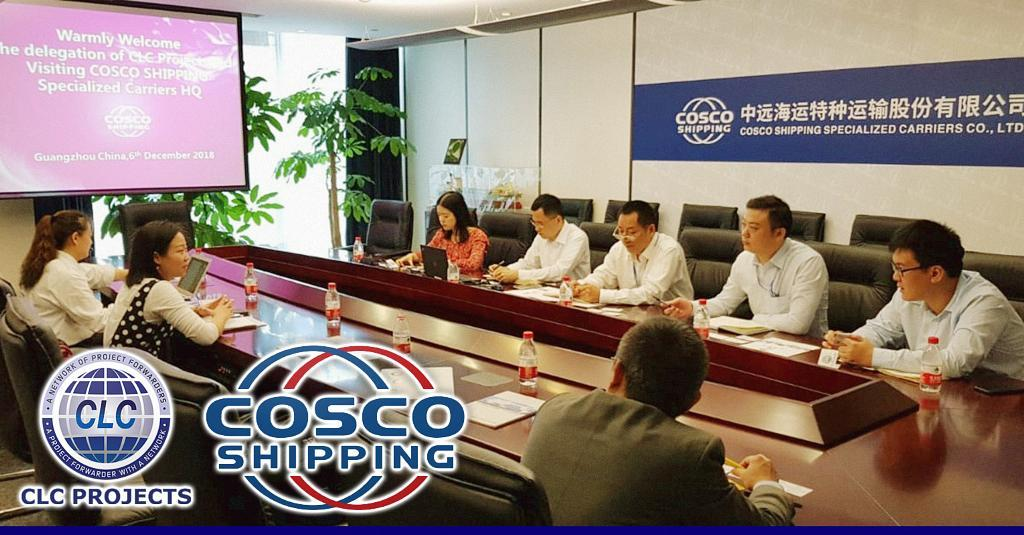 CLCP Meeting COSCO