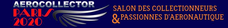 AEROCOLLECTOR Paris Aviation fair