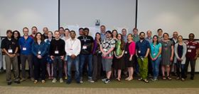 TACC Hosts Scientific Gateways Bootcamp