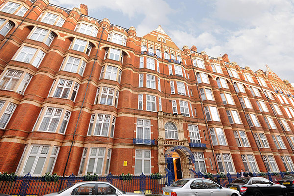 BICKENHALL MANSIONS, MARYLEBONE, W1, £2,850,000 5 BED APARTMENT